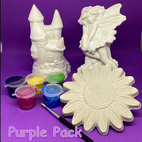 Purple Isolation Pack
