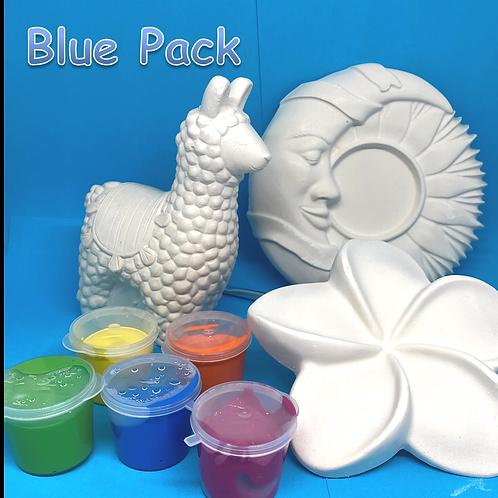 Blue Isolation Pack
