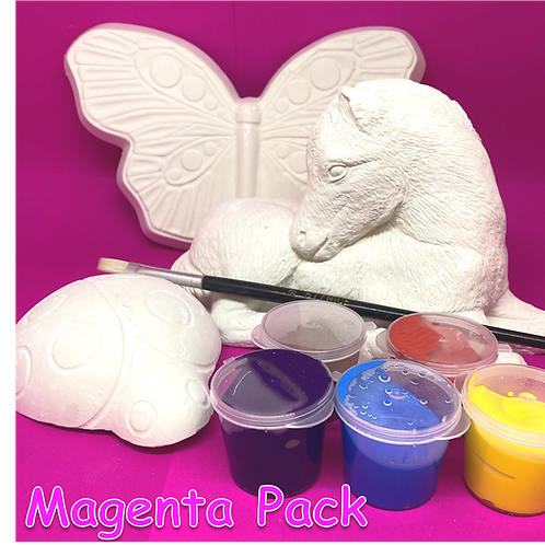 Magenta Isolation Pack