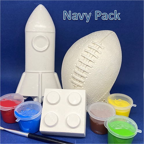 Navy Isolation Pack