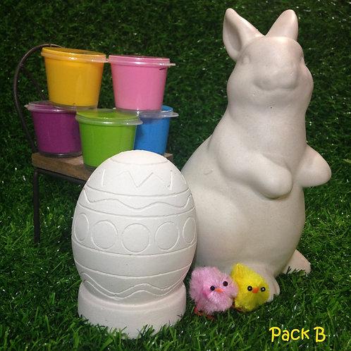 Easter Pack B Statues