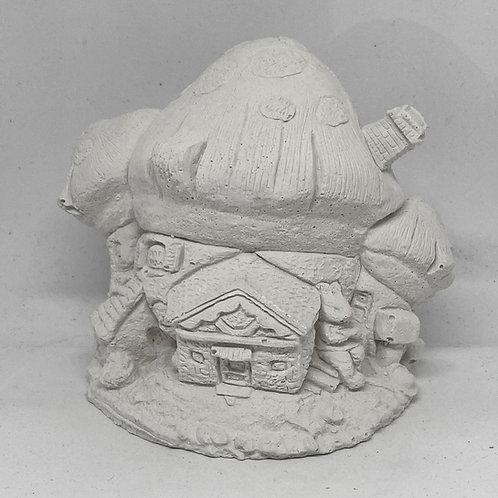 Mushroom House Large