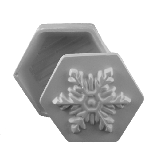 Snowflake Trinket Box