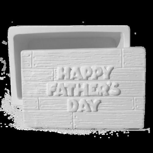 Father's Day Trinket Box