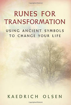 Runes for Transformation Book