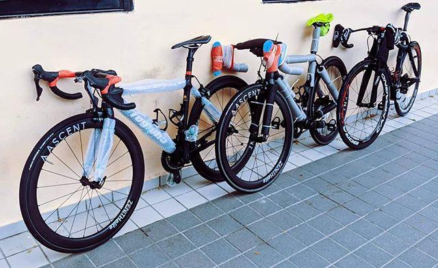 READY TO RACE - TOUR DE BINTAN__Our ride