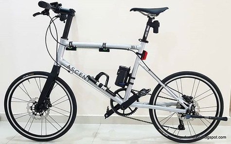 _THIS MINI VELO CAN GO FAST!_ - Ascent B