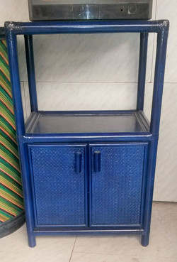 mobiletto porta tv con due antine