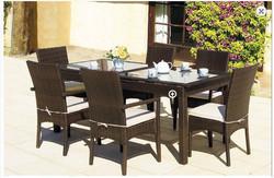 Tavolo e sedie Athena