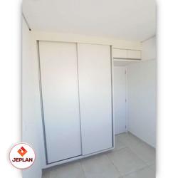 móveis planejados - guarda roupa padrão
