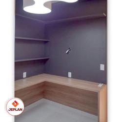 móveis planejados - escritório padrão