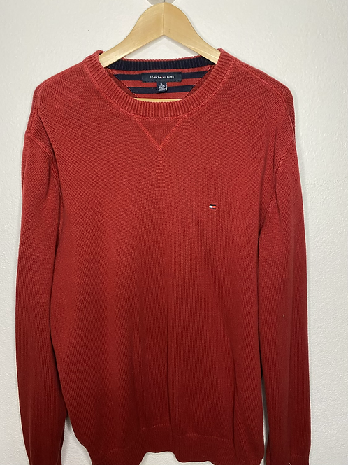 Tommy Hilfiger- Knit Sweater- Large