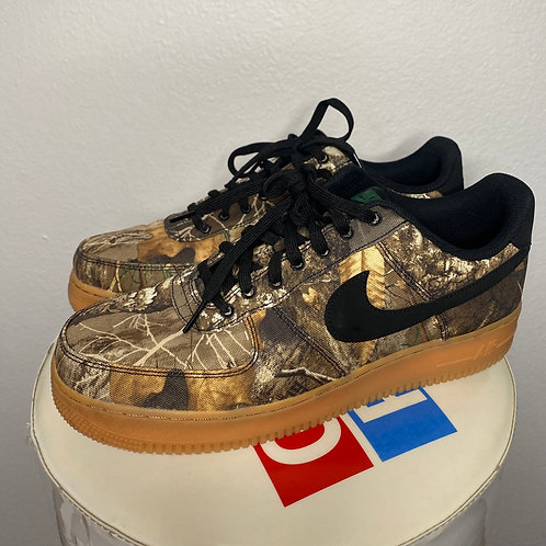 Nike x Real Tree- Air Force 1- size: 11.5