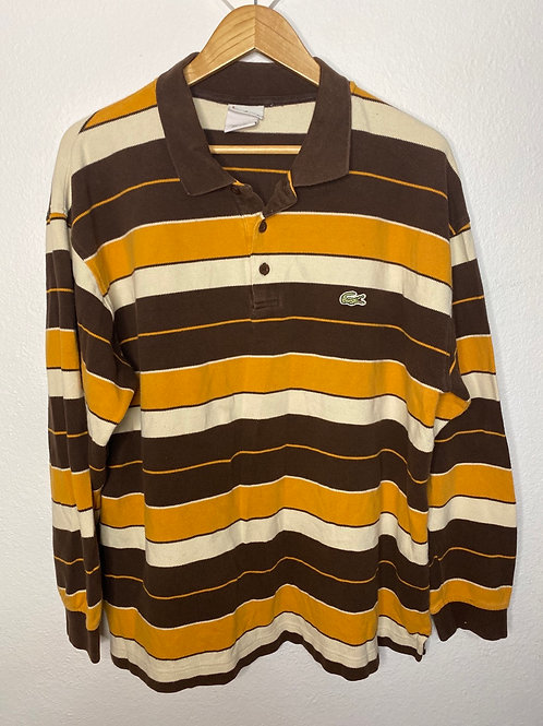 Lacoste- Rugby Polo L/S- Medium (8)