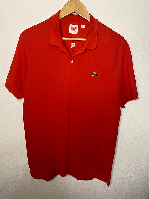 Lacoste- L!VE Polo shirt- Medium (5) Brand New!!!