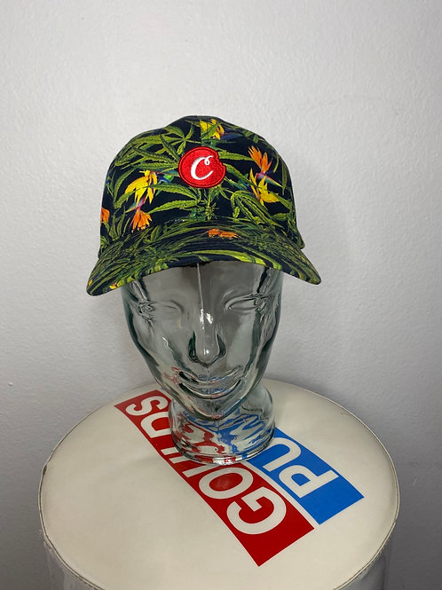 Cookies- Leaf Ball Cap-One Size Fits All- Brand New!!!