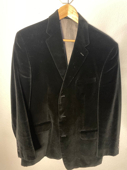 Calvin Klein- Suede Dinner Coat- 41R- Brand New!!!