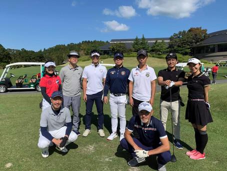 合同ゴルフコンペ開催しました!