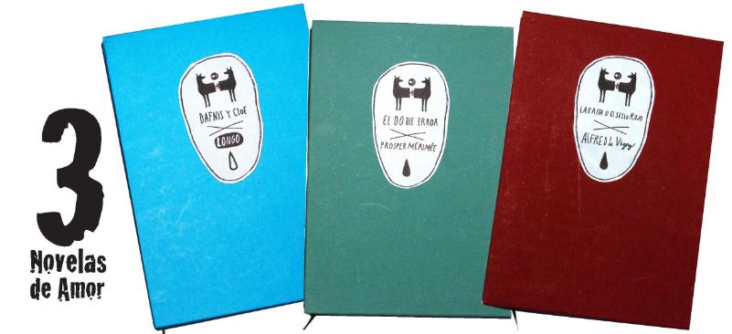 3 novelas de amor