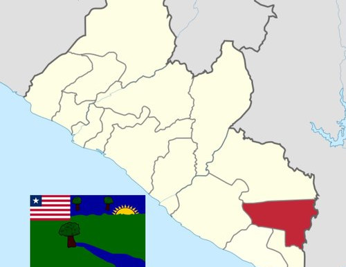 History of River Gee County, Liberia's tenth largest county