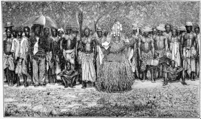 Ku-Jopleh - The Deity (God) of the Kru tribes