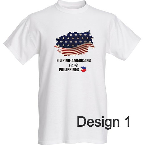 Fil-American Men's Shirt Apparel