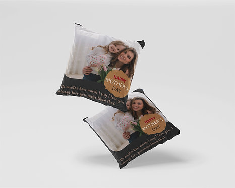 Personalized Pillow, Mother's Day Pillow