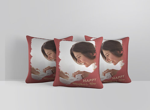 Personalized Pillow, Mother's Day Pillow, Always My Mother Forever My Friend