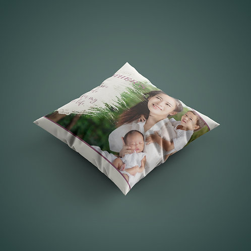 Personalized Mother's Day Pillow, Personalized Pillow