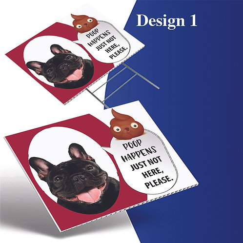 Personalized Yard Sign, Pet Lawn Sign