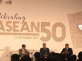 Societal Leadership Summit - Celebrating ASEAN 50