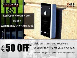 €50 off your next AES Intercom