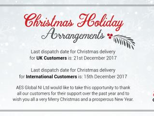 Christmas at AES Global