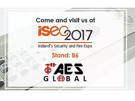 ISEC 2017, Citywest Hotel Dublin, 26th-27th April