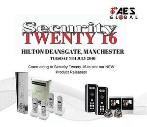 Security Twenty 16, Manchester
