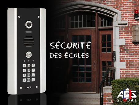 Sécurité des écoles et contrôle d'accès