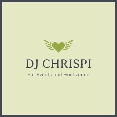 DJ CHRISPIS Logo