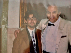 With Erick Friedmann
