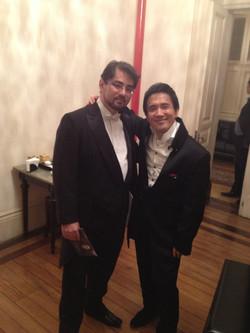 Maestro Eiji Oie