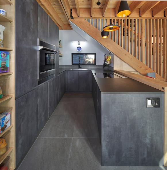 LEICHT modern kitchen remodel