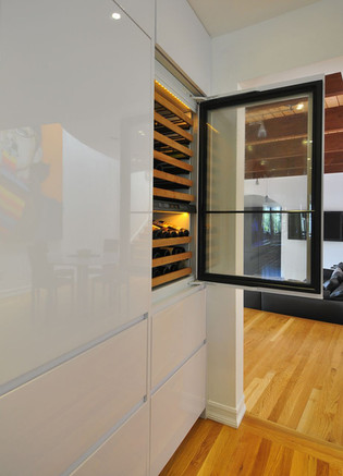 Spanish Modernism Kitchen Remodel