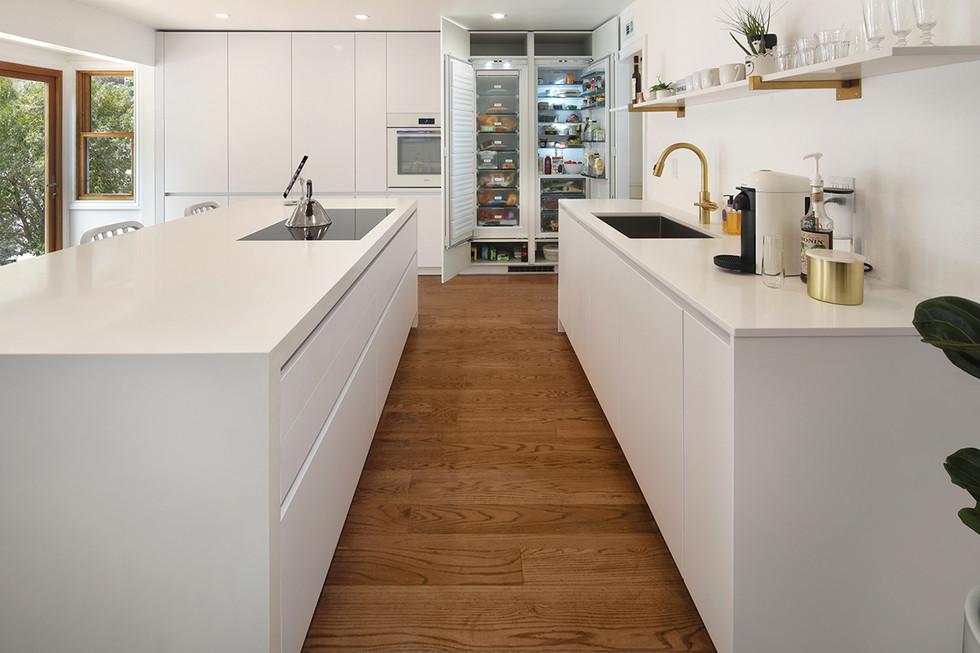 La Jolla Open Plan Kitchen Remodel