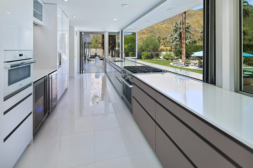 Palm Springs Kitchen Remodel