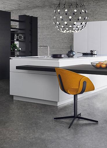 Modern German kitchen styles by LEICHT.