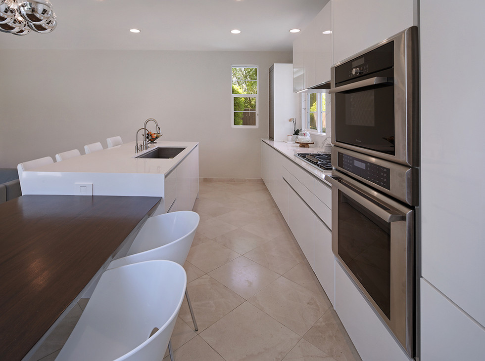Modern Kitchen Remodel with Transitional Look