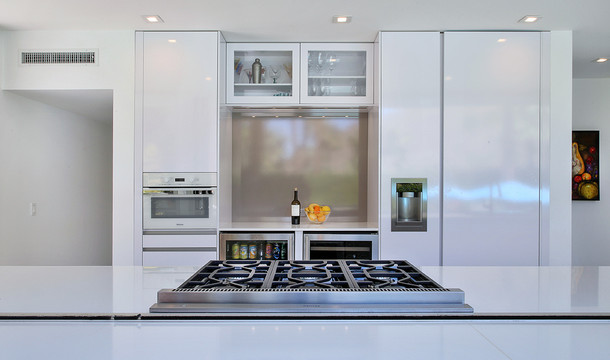 Palm Springs Residential Kitchen Remodel