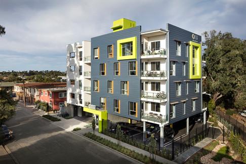Crest Apartments, San Diego CA