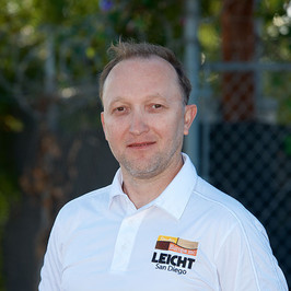 Roman Kotelenets, Cabinetmaker / LEICHT Installer at Leicht San Diego