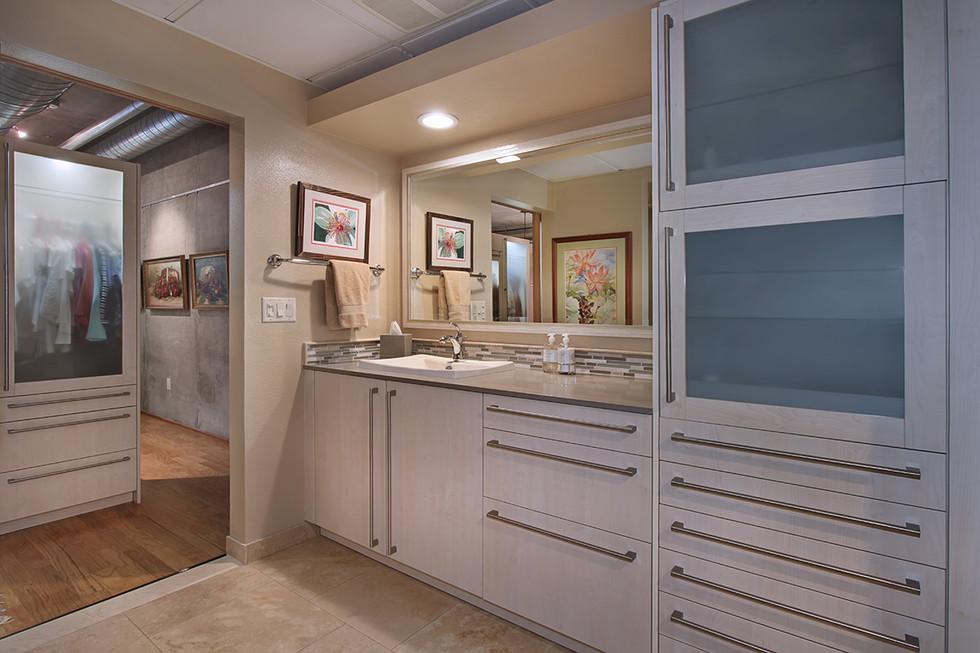 Downtown Loft Kitchen Bath Remodel