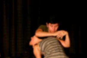 SpareWorks.dance, Amber Ortega-Perez, Charles Perez